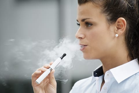 E-Cigarette Use in College Tied to Other Risky Behaviors