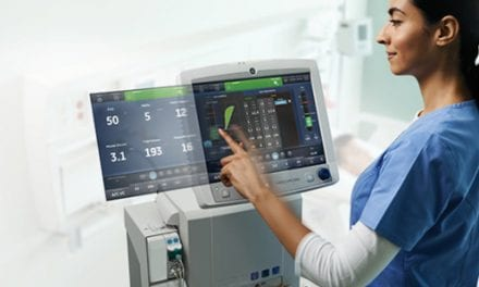GE Ventilator Equipped with Nutrition Software Could Benefit ICU Patients, Hospital Spending