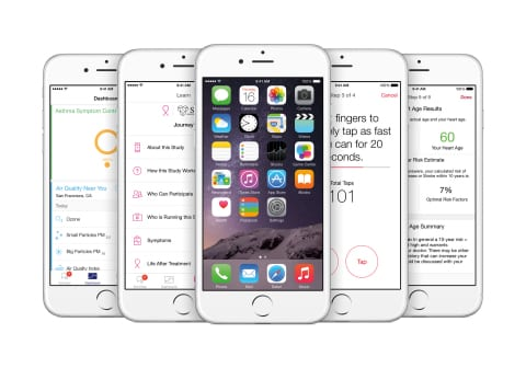ResMed Launches iPhone App for CPAP Users