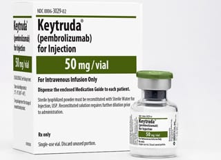 New Data Investigating Merck's KEYTRUDA for NSCLC and Mesothelioma
