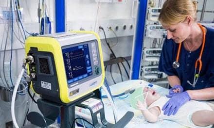 Neonatal Option Approved for Hamilton-MR1 Ventilator in EU