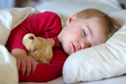 Parents Who Don't Sleep Well Overestimate Sleep Problems in Their Children