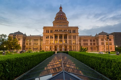 AARC Seeks Support of Texas COPD and Asthma Bills