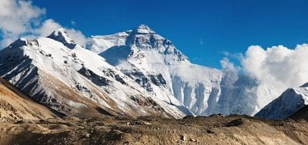 Can a Cystic Fibrosis Patient Conquer Mount Everest?