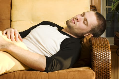 Power Naps Produce a Significant Improvement in Memory Performance