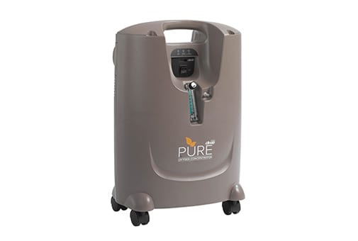 Drive Medical Introduces Pure Oxygen Concentrator