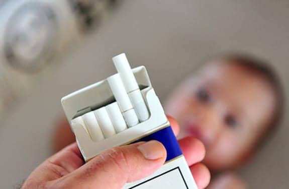 Childhood ADHD Linked to Secondhand Smoking