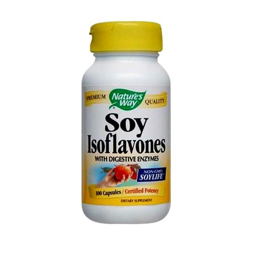 Soy Isoflavone Supplement Does Not Improve Symptoms for Poorly Controlled Asthma