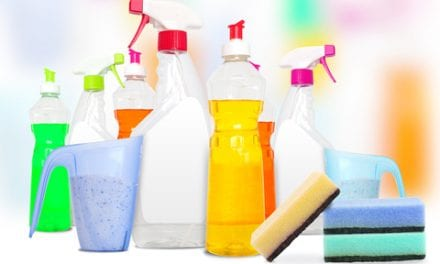 Common Household Products Can Trigger Asthma