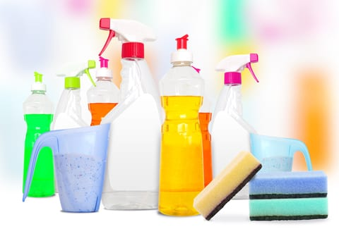 Common Cleaning Products Can Trigger Asthma Symptoms