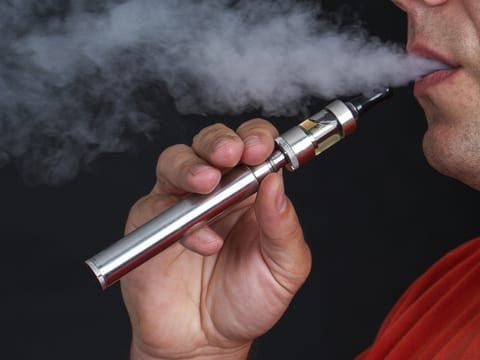 E-cigarette Flavoring Impairs Lung Function