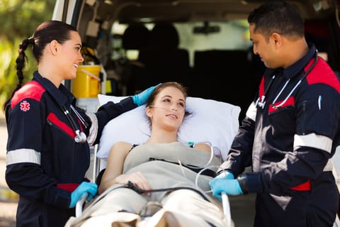 Paramedics Steer Non-Emergency Patients Away From ERs