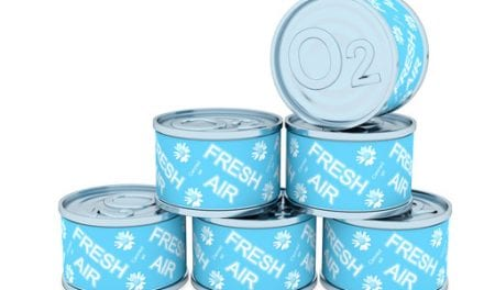 Air For Sale: Is Canned Oxygen 'the Next Bottled Water?'