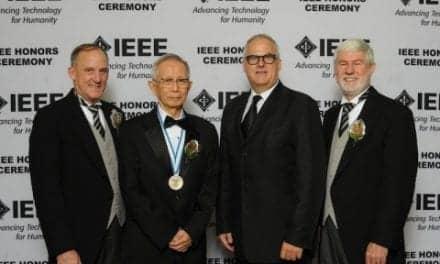 Nihon Kohden's Dr. Takuo Aoyagi Receives 2015 IEEE Medal