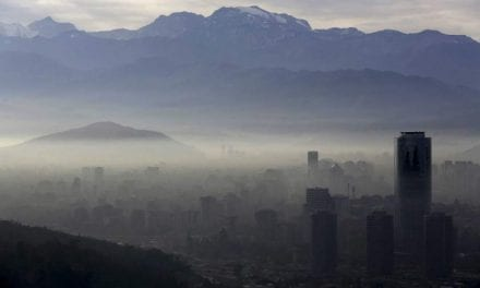 9-in-10 Humans Breath Polluted Air