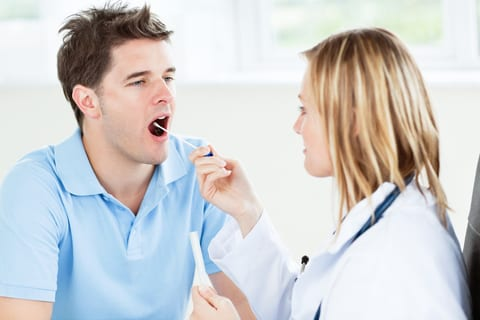 Saliva May Be Reliable for Monitoring COPD