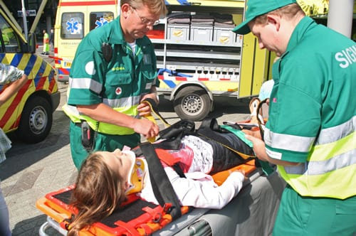 Lack of Experience with Kids May Lead to EMS Errors