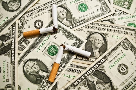 Impact of Smoking on California's Economy in Decline At $18.1 Billion Per Year