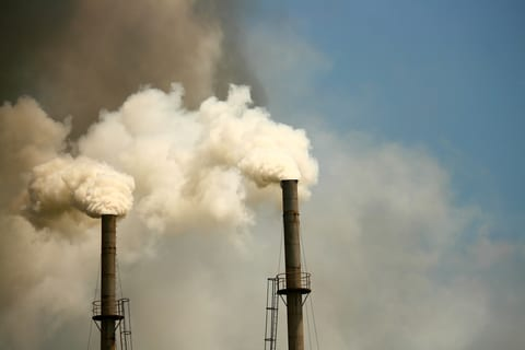 Ozone Exposure at Birth Increases Risk of Asthma