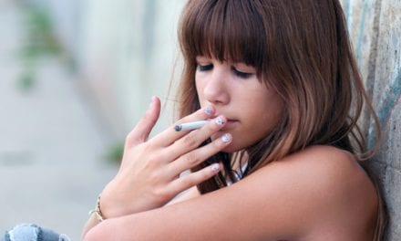 Passive Smoking in Childhood Increases COPD Risk