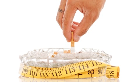 Heavy Smokers, Smokers Who Are Obese Gain More Weight After Quitting