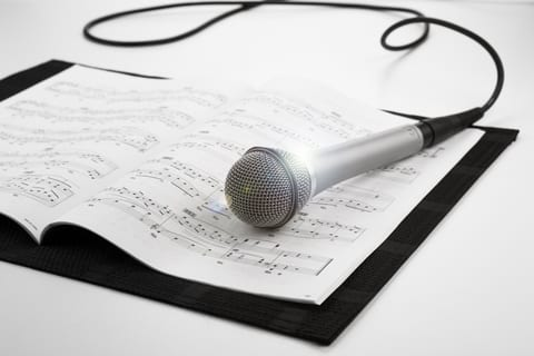 COPD Patients Singing for Lung Health