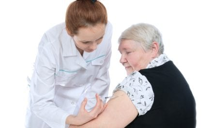Vaccination Rates in Older Adults Fall Short of Targets