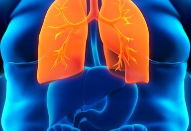 Respiratory Resistance Increases in Patients with Obesity, OSA