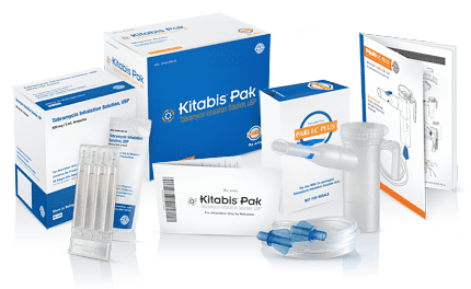 Kitabis Pak for CF Added to Preferred Drug List in Additional US States