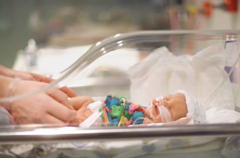Inhaled Nitric Oxide May Not Improve Survival of Preterm Infants