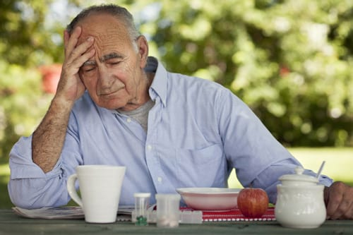 Chronic Sleep Problems Linked to Disability Later in Life