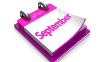 September is PFF's Global Pulmonary Fibrosis Awareness Month