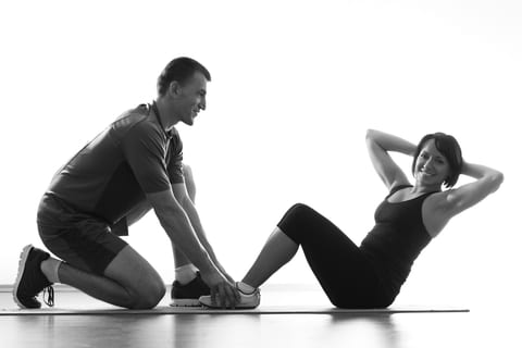 COPD Patients Benefit from Stronger Abs