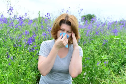 A Possible Cure for Allergies?
