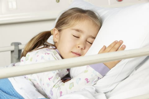 Tonsillectomy for Sleep Apnea Carries Risks for Some Kids