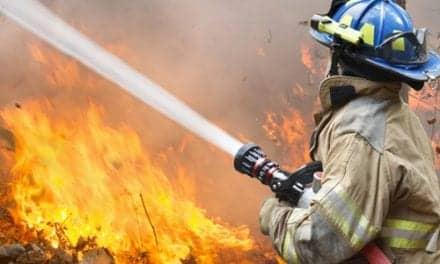 Wild Fire Firefighter Dies of Pneumonia-related Sepsis