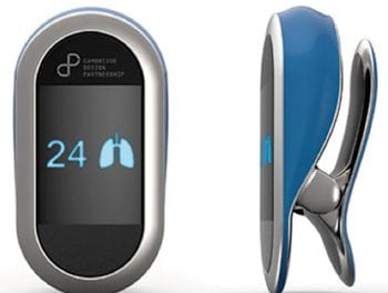 Wearable Device Helps Emergency Responders Save Lives
