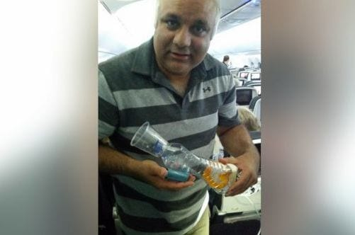 'MacGyver-like' Doctor Creates Nebulizer on Transatlantic Flight to Save Asthmatic Toddler