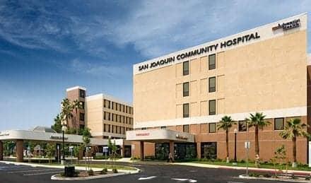 San Joaquin Community Hospital Earns Award for COPD Care