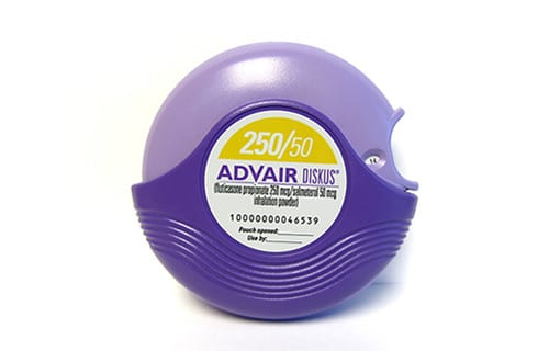 Positive Results For Advair Diskus In Pediatric Asthma Study Rt