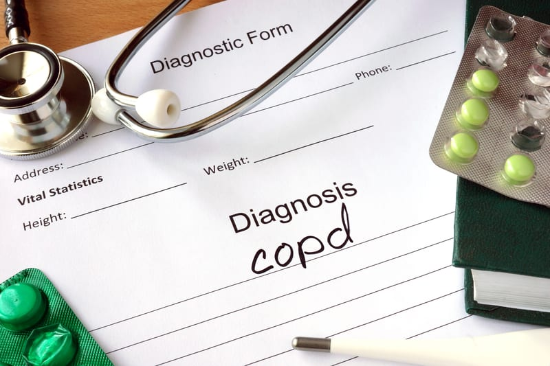 'Inconclusive Evidence' on Co-occurance of COPD and PTSD