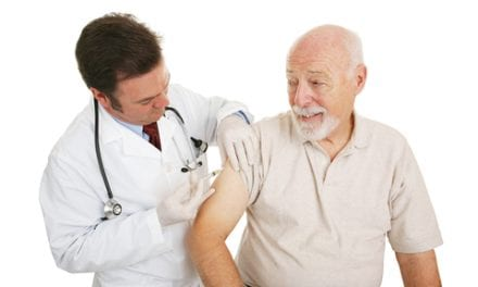 Study Finds Significant Decrease in Hospitalization of Older Nursing Home Residents with High-dose Flu Vaccine