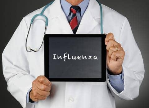 Certain Rapid Influenza Antigen Tests Don't Work Half the Time