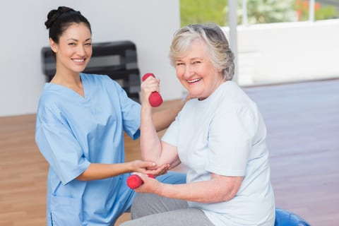 Long-term Effects of Respiratory Training for COPD Patients