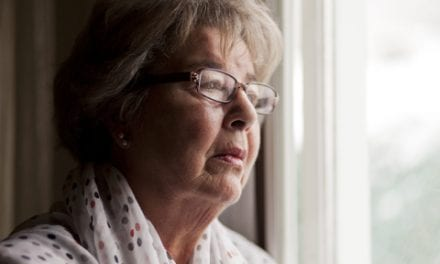 Persistent Depression Common With COPD