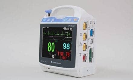 Nihon Kohden Premieres BSM-1700 Transport Monitor at Anesthesia 2015