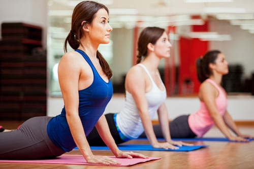 Yoga as Effective as Traditional Pulmo Rehab in COPD Patients