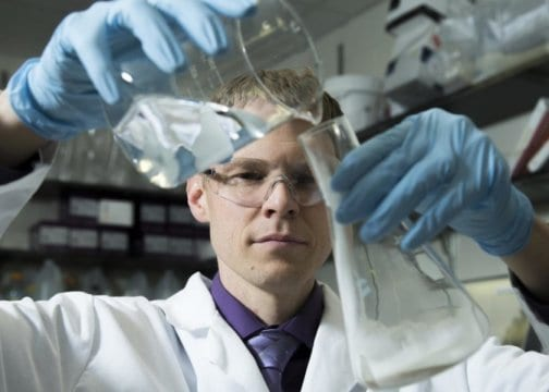 System Developed to Speed Production of Vaccines