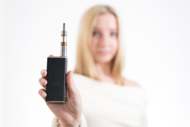 Higher Vaping Frequency Tied to Heavy Cigarette Smoking in Teens