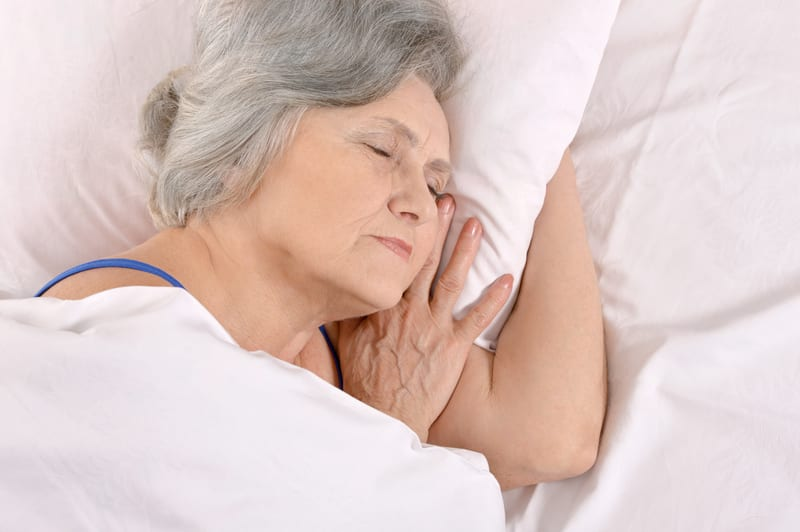 Increasing Sleep Time Raises T2D Risk in Older Women
